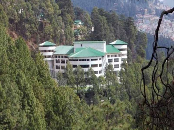 Hotel CK International in Shimla