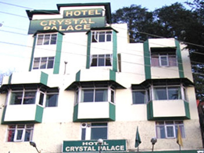 Hotel Crystal Palace in Shimla