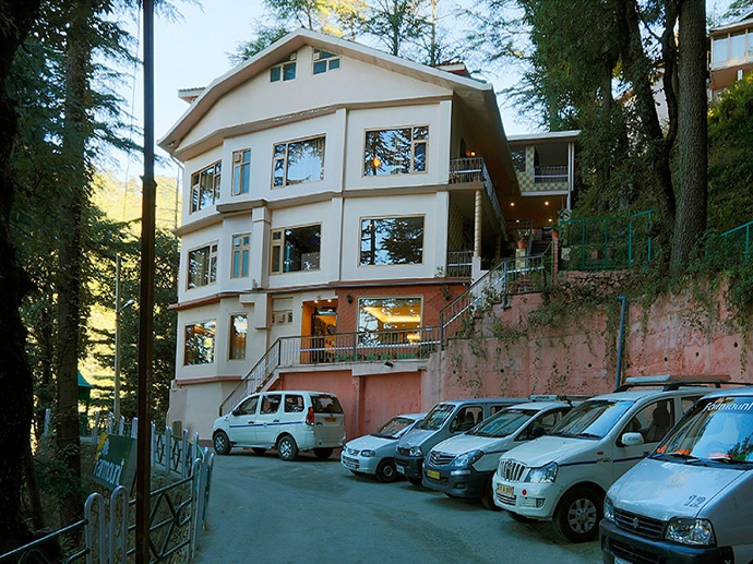 Hotel Fairmount in Shimla