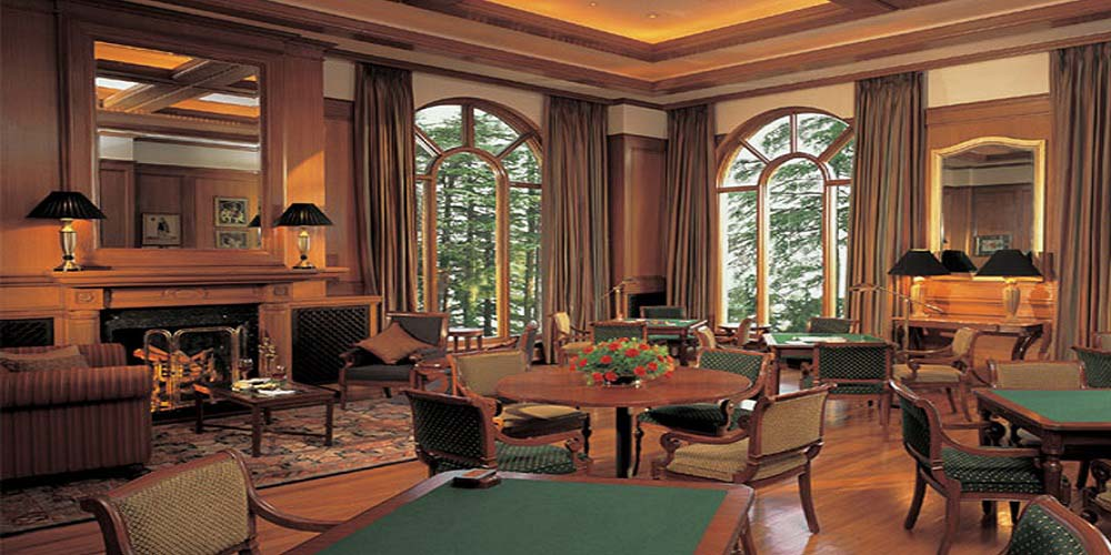 Hotel Oberoi Wildflower Hall Conference Room