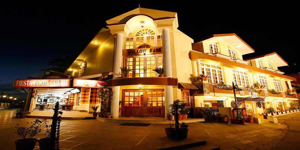 Hotel Willow Banks in Shimla
