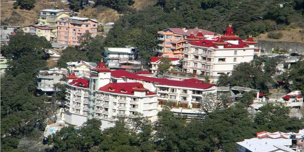 Radisson Hotel in Shimla
