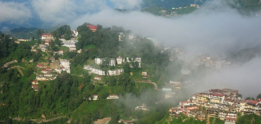 Summer Hill in Shimla