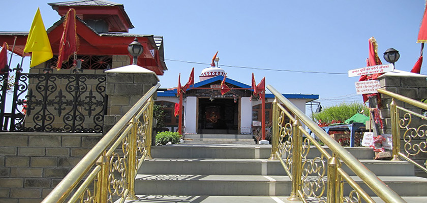 Tara Devi Temple in Shimla