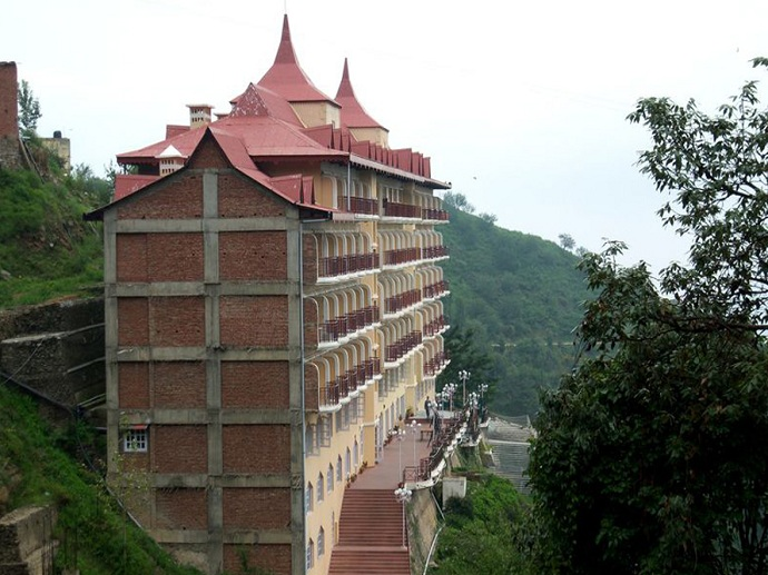 Toshali Royal View Resort in Shimla